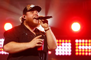 Luke Combs, New Song, Without You, Deluxe Album, Live Version