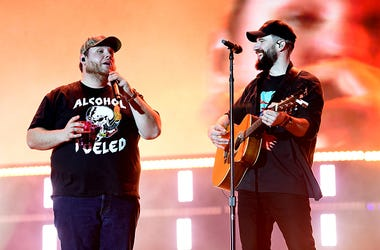 Luke Combs, Crocs, Collaboration, Sam Hunt, Hard to Forget, Number One