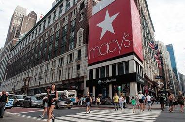 Macy's, Department Store, Closing