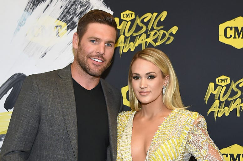 mikefisher, carrieunderwood, marriage, husband