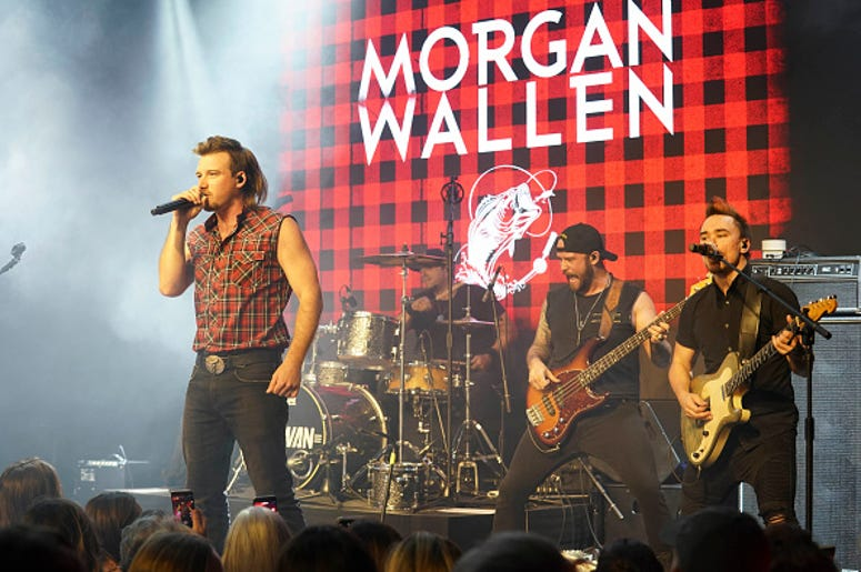 Morgan Wallen, Country Music, Concert