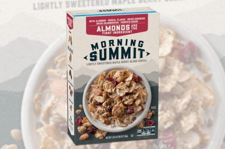 Cereal, General Mills, Breakfast, Healthy