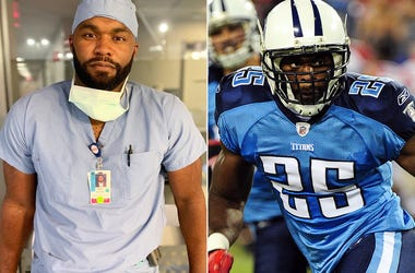 Myron Rolle, Tennessee Titans, Football, Doctor, COVID-19