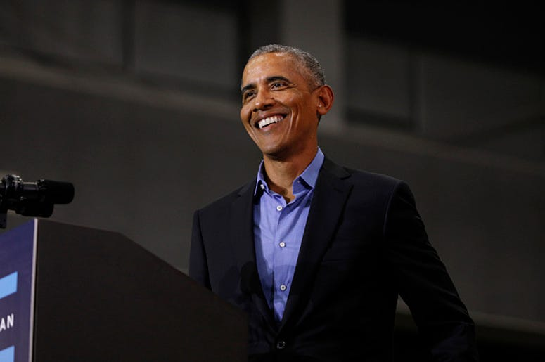 Barack Obama, Class of 2020, Commencement Speech, Televised Event