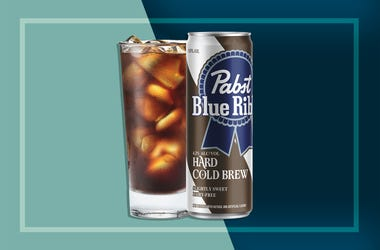 Pabst Blue Ribbon, Cold Brew, Beer, Beverage, Coffee, Alcohol