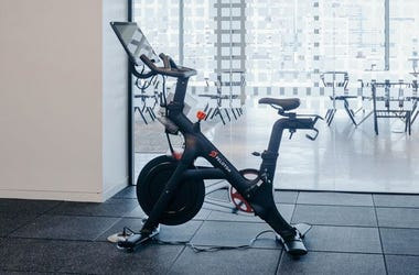Peloton Bike, exercise, stationary