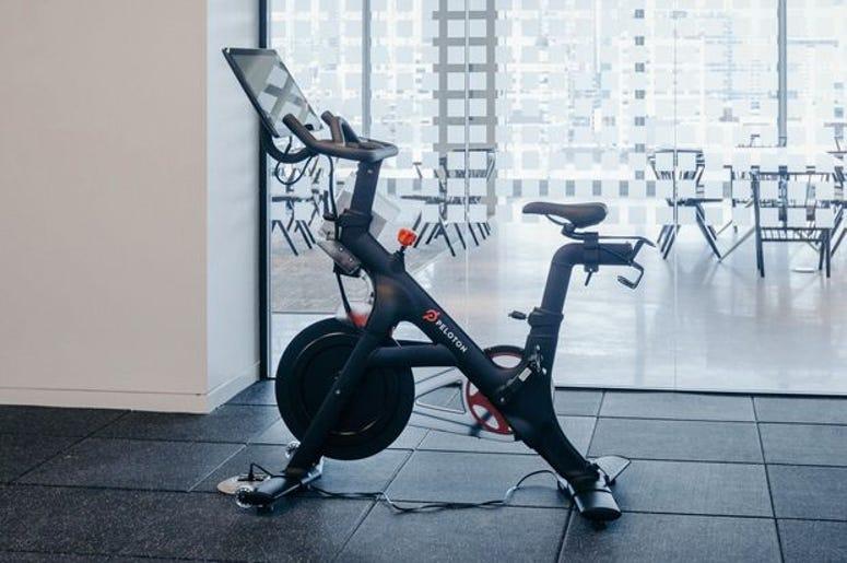 Peloton Bike, exercise, stationary