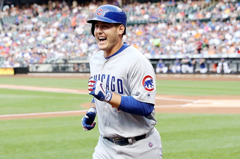 Anthony Rizzo, Weight Loss, Chicago Cubs, Baseball
