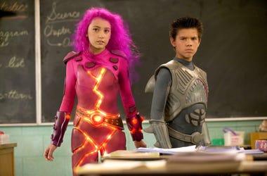 Shark Boy, Lava Girl, New Movie, Netflix, Parents, Reunion, Kids, Superheroes, Superpowers