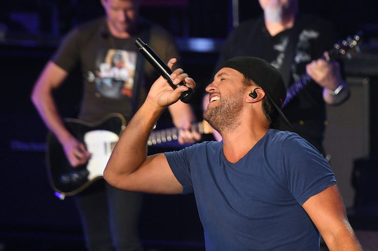 "Luke Bryan Reveals Title Track & Track List For ""Born Here Live Here Die Here"""