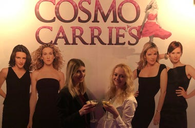 Cosmo Carrie's Pop-up Bar
