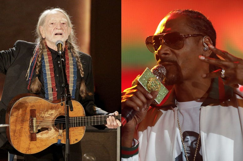 Willie Nelson, Snoop Dogg, Collaboration, New Song
