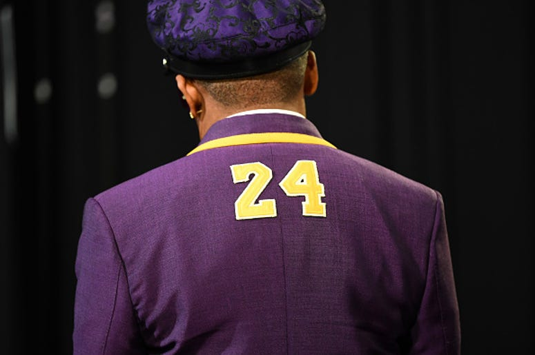 Spike Lee, The Oscars, Kobe Bryant, Tribute