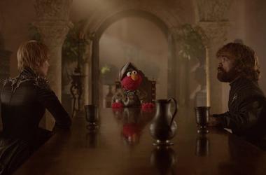 Elmo, Cersei, Tyrion