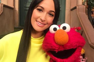 Kacey Musgraves & Elmo