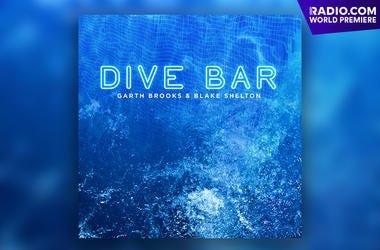 "Garth Brooks and Blake Shelton ""Dive Bar"""