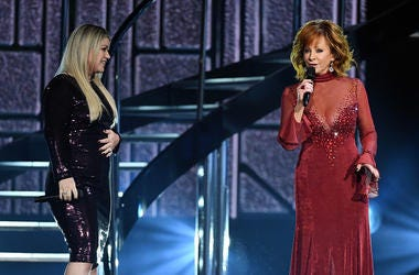 Kelly and Reba