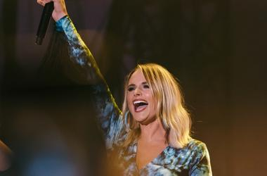 Miranda Lambert at Lakeshake