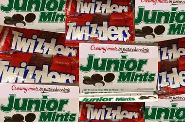 Twizzlers vs Junior Mints