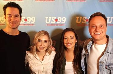 Maddie and Tae With SNR