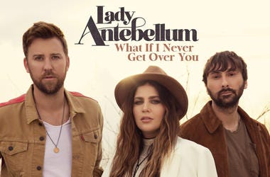 "Lady Antebellum artwork for ""What If I Never Get Over You"""