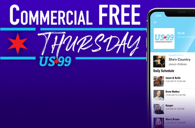 Commercial Free Thursday