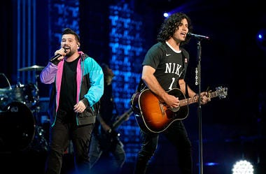 Dan + Shay, Country Duo, Music, Surprise, Viral Video