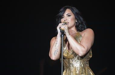 Demi Lovato, Singer, Artist, Super Bowl
