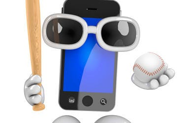 Baseball Phone
