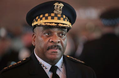 Chicago, Police Superintendent, Fired, Eddie Johnson