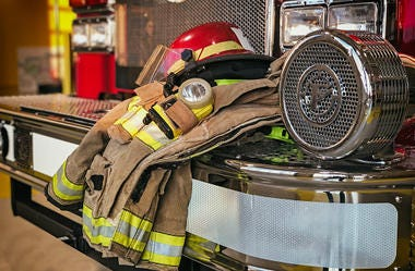 Firefighter, Fire, First Responder, Protect
