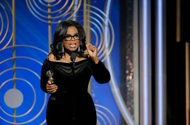 Oprah Winfrey, Women of he Year, Forbes