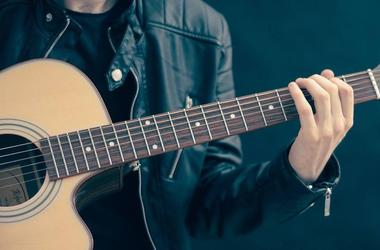 Guitar, singing, duet