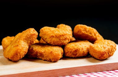Nugget, Chicken Nugget, Fast Food