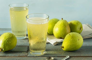 pear juice, hangover cure, pear