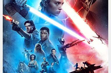 star wars rise of skywalker poster