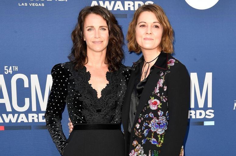 Brandi Carlile & Catherine Shepherd