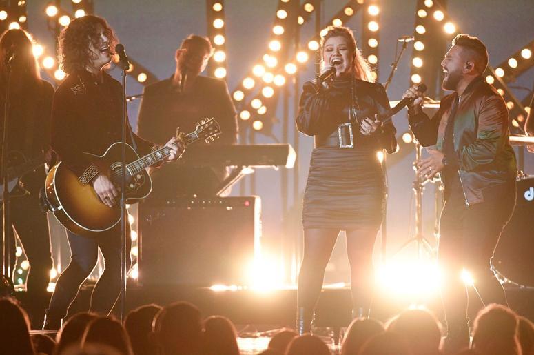 Dan + Shay & Kelly Clarkson // 2019 ACM Awards