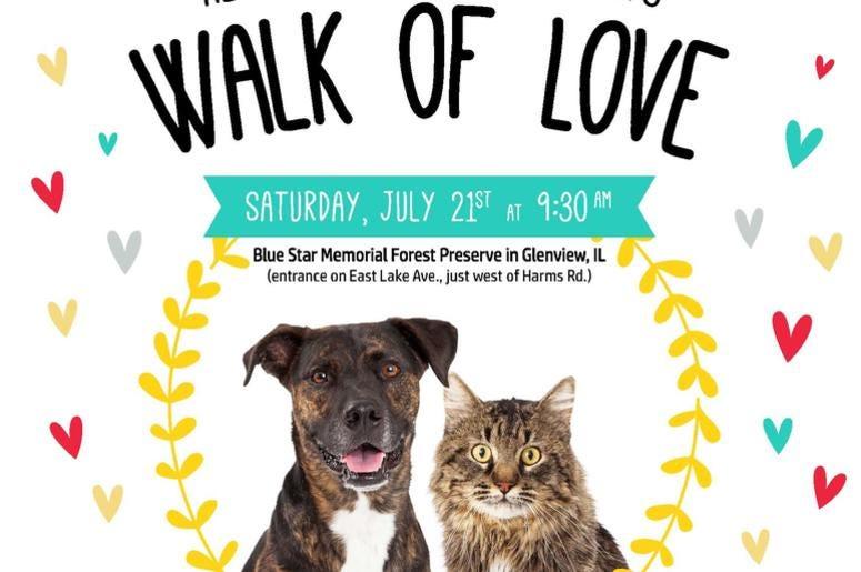 Heartland Animal Shelters 2018 Walk of Love