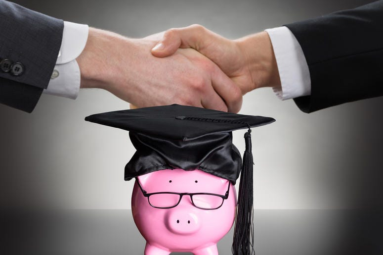 Graduation Piggy Bank