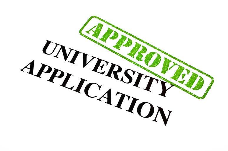 University Application