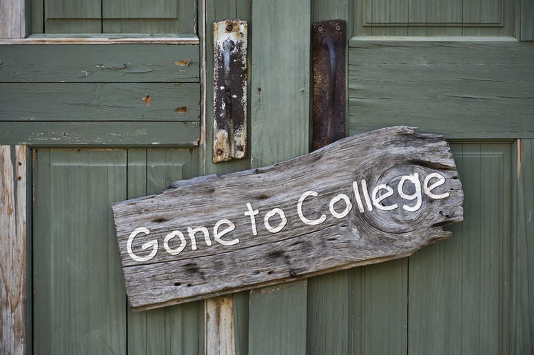 Gone 2 College