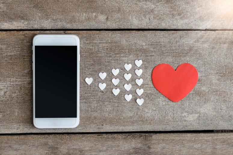 iPhone Hearts