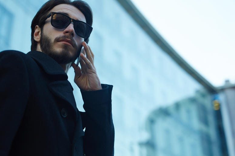 Public phone call