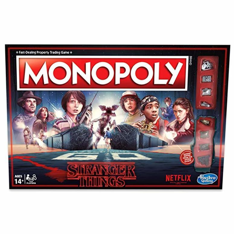 Stranger Things Monopoly set