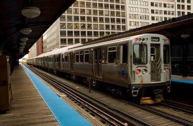 Chicago CTA, subway, public transportation