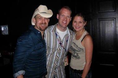 Drew & Sugarland at Joes 2006