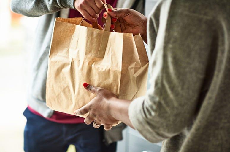HOPE Challenge, Plainfield, Local Restaurants, Essential Service Workers