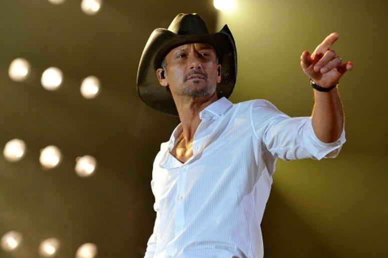 Tim McGraw, Instagram, Challenge, Country Music, Deep Cuts