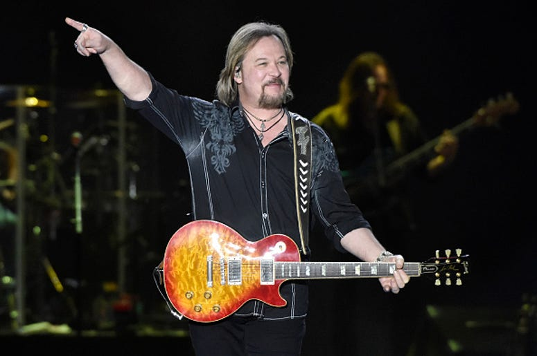Travis Tritt, New Single, Ghost Town Nation, Country Music, Song